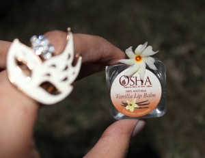 Osha Naturals - Vanilla Lip Balm