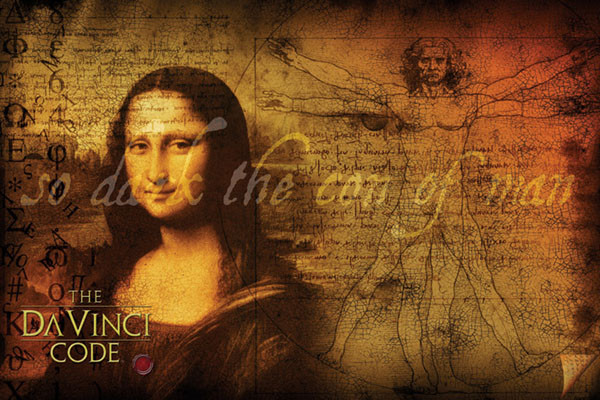 The Da Vinci Code - Dan Brown - Aashna Malani